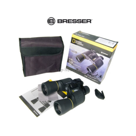 Бинокль Bresser National Geographic 8-24x50