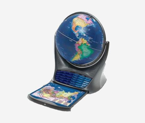 Интерактивный глобус с голосовой поддержкой Oregon Scientific