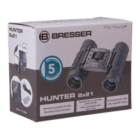 Бинокль Bresser Hunter 8x21