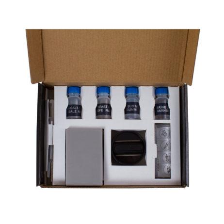 Levenhuk K50 набор для опытов с микроскопом