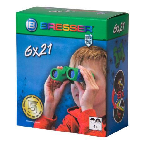 Бинокль детский Bresser Junior 6x21