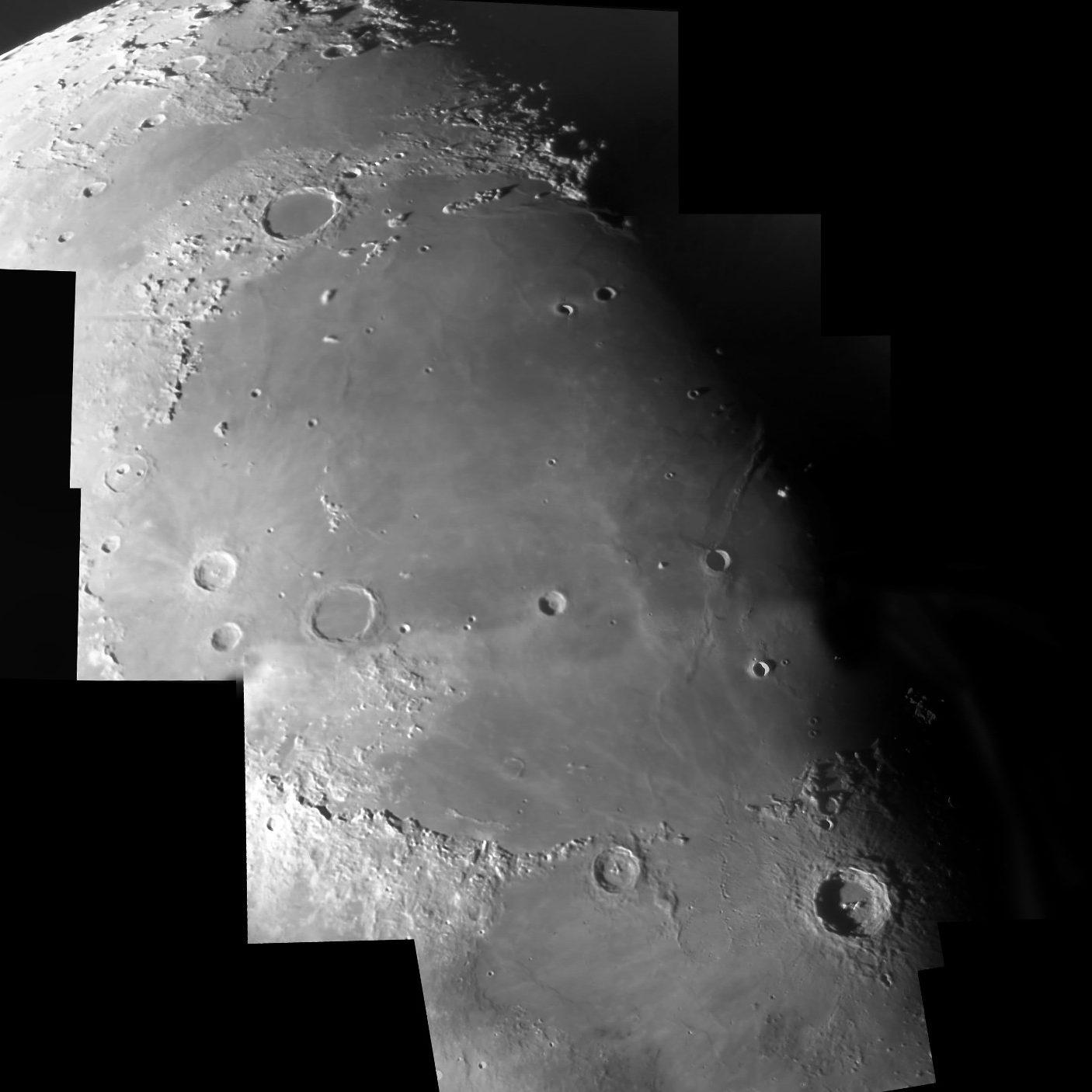 Лунный рельеф