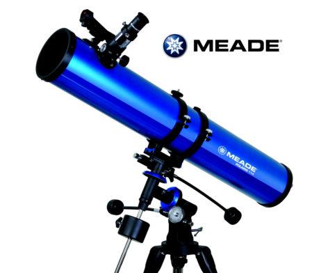 Meade Polaris 114×900 мм