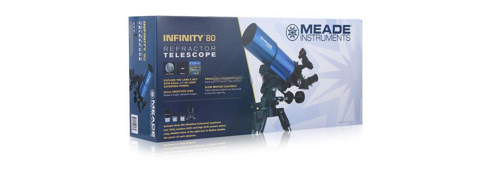 Meade infinity 80 мм