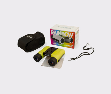 Levenhuk Rainbow 8x25 Lemon