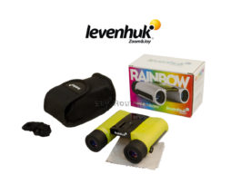 Бинокль Levenhuk Rainbow 8x25 Lemon