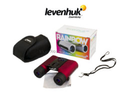 Бинокль Levenhuk Rainbow 8x25 Red Berry