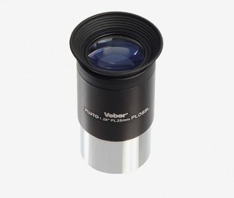 Veber Pluto 25mm PLOSSL 1,25