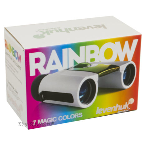 Бинокль Levenhuk Rainbow 8x25 Red Berry