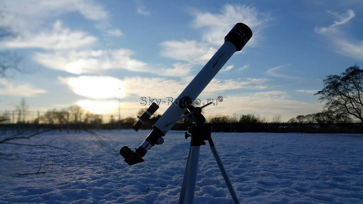 Общий вид телескопа