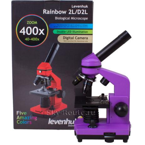 Levenhuk Rainbow 2L Amethyst