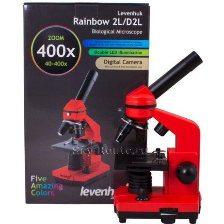 Levenhuk Rainbow 2L Orange