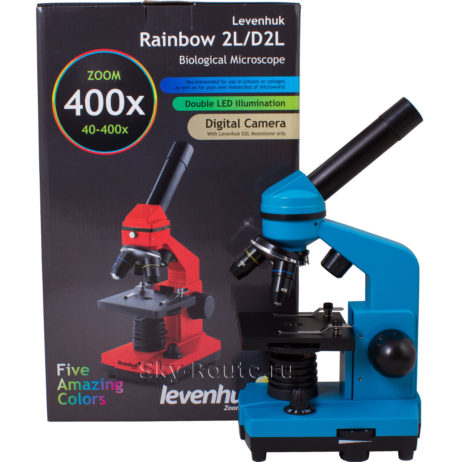 Levenhuk Rainbow 2L Azure