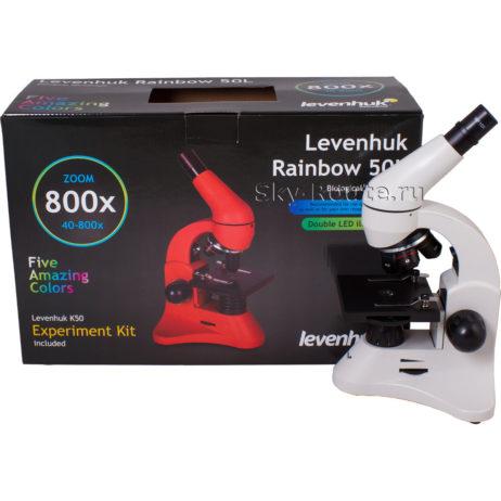 Levenhuk Rainbow 50L Moonstone