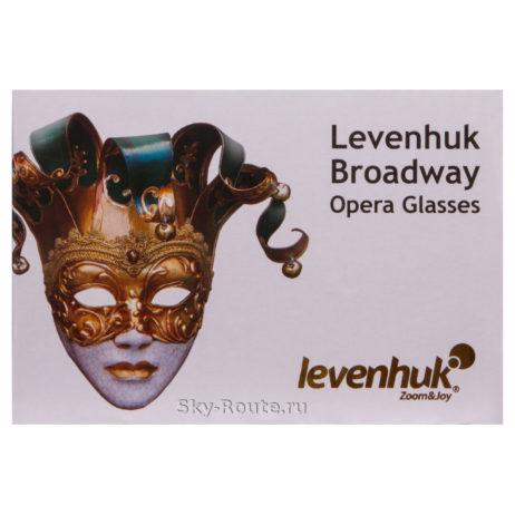 Levenhuk Broadway 325F черный