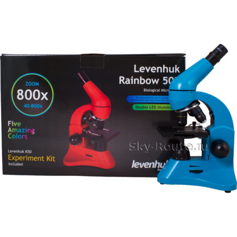 Levenhuk Rainbow 50L Azure