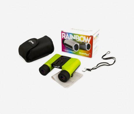 Levenhuk Rainbow 8x25 Lime