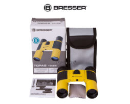 Бинокль Bresser Topas 10x25 Yellow