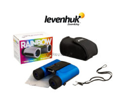 Бинокль Levenhuk Rainbow 8x25 Blue Wave