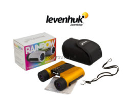 Бинокль Levenhuk Rainbow 8x25 Orange