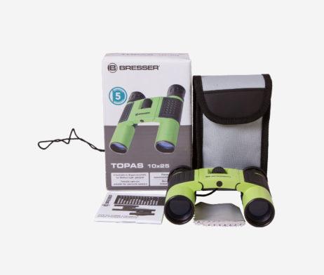 Bresser Topas 10x25 Green