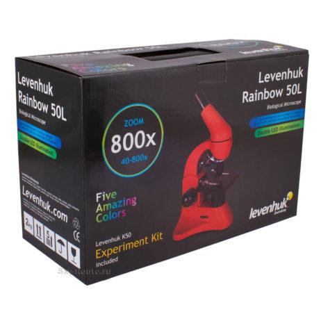 Levenhuk Rainbow 50L Orange