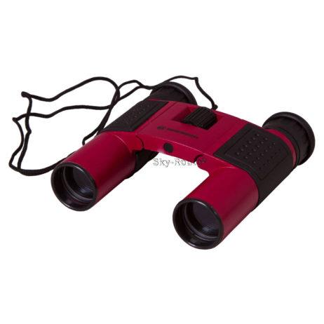 Бинокль Bresser Topas 10x25 Red