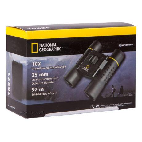 Бинокль Bresser National Geographic 10x25