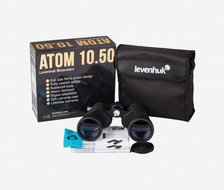 Levenhuk Atom 10x50