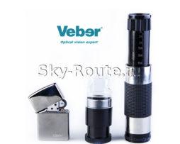 Подзорная труба-микроскоп Veber ЗТ 10x25