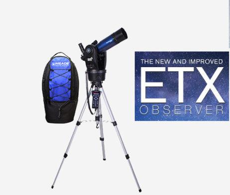 Meade ETX80 Observer