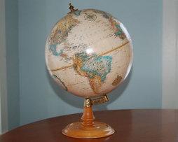 Глобусы интерактивные