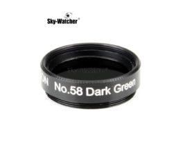 """Sky-Watcher № 58 1.25"""" dark green"""