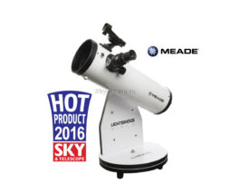 Телескоп Meade LightBridge Mini 114 мм