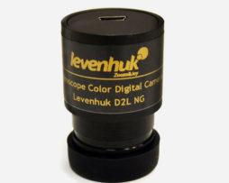 Цифровая камера Levenhuk D2L 0.3Мп USB 2.0 для микроскопов
