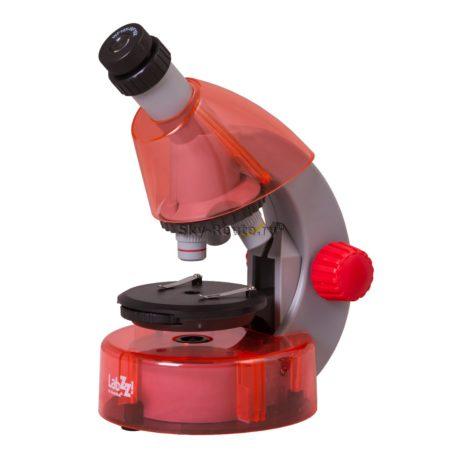 Микроскоп Levenhuk LabZZ M101 Orange