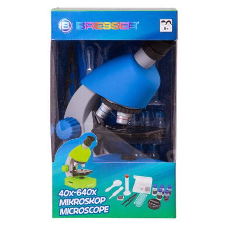 Bresser Junior 40x-640x, синий