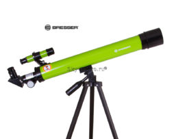 Телескоп Bresser Junior Space Explorer 45-600 зеленый