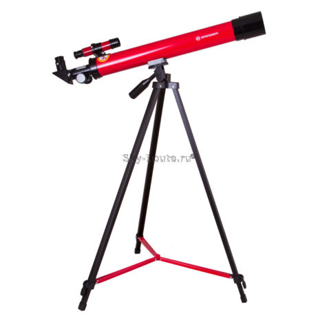 Телескоп Bresser Junior Space Explorer 45-600 красный