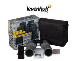 Бинокль Levenhuk Sherman PLUS 12x50
