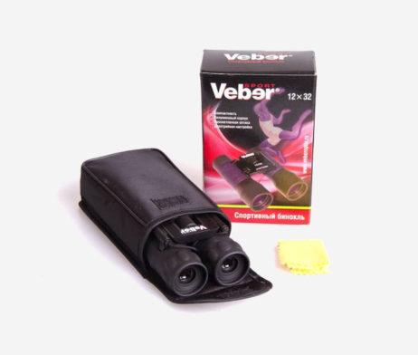 Veber Sport БН 12x32 черный