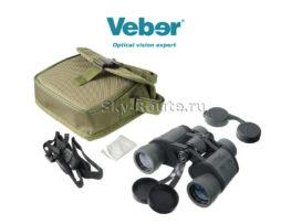 Veber Classic БПШЦ 8x40 VRWA серый