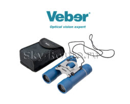 Veber Sport new БН 10x25 синий