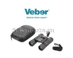 Veber Ultra Sport БН 10x25 черный