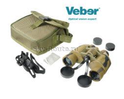 Veber Classic БПШЦ 8x40 VRWA камуфляж