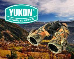 Бинокли Yukon