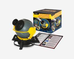 Домашний планетарий (проектор) EDU TOYS «Исследователь»