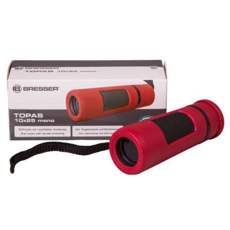 Монокуляр Bresser Topas 10x25 Red