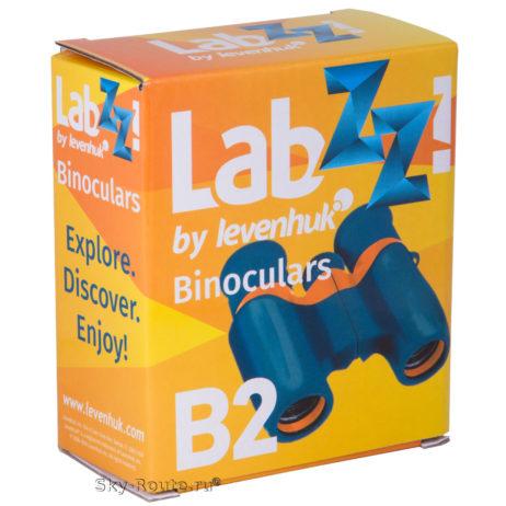 Бинокль Levenhuk LabZZ B2
