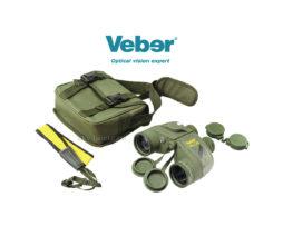 Veber 7x50 БПс плавающий с компасом